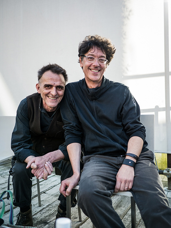 Giovanni Lindo + Massimo